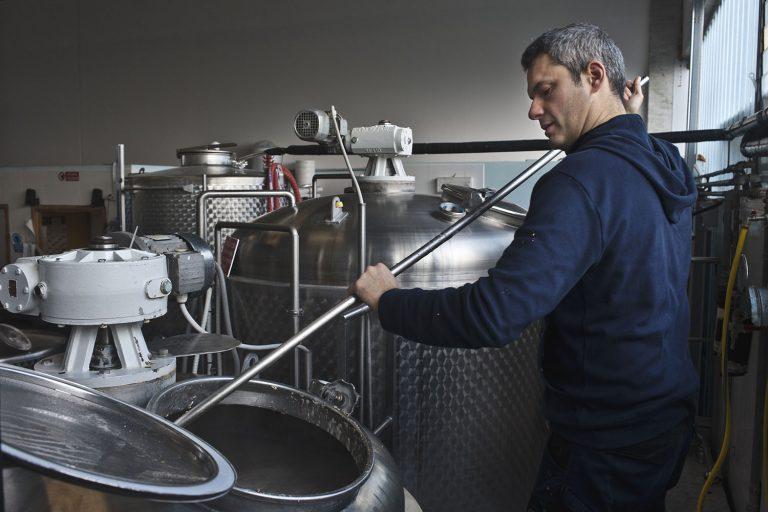 Birrificio-Orzobruno, Bientina, Produzione, Birra-artigianale, birrai, mastro-birraio, Francesco
