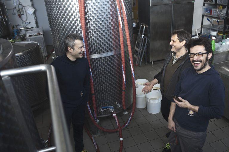 Birrificio-Orzobruno, Bientina, Produzione, Birra-artigianale, birrai, mastro-birraio