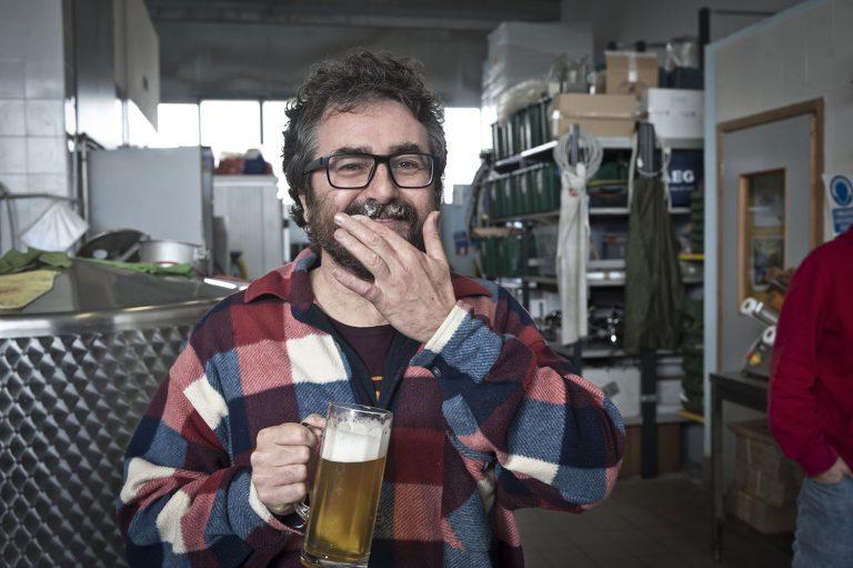 Birrificio-Orzo-Bruno, Birrificio-Artigiano, mastri-birrai, Giuseppe