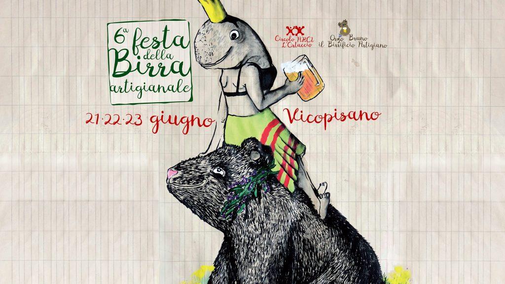 Festa-della-Birra-Orzobruno, Ortaccio, Vicopisano