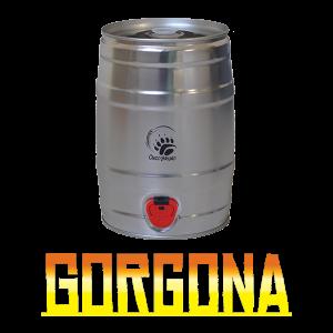 Barilotto-da-5-litri, Gorgona, Orzo-Bruno